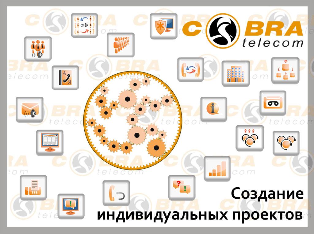 IP АТС Asterisk, Индивидуальные решения