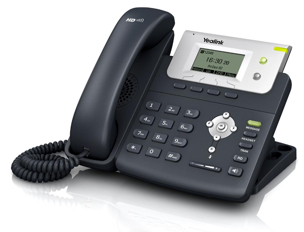 IP телефон Т21 решение Стандарт 1