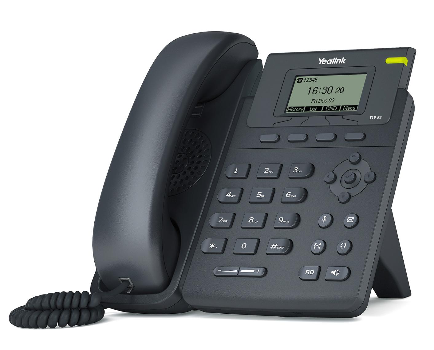 IP телефон Т19 для решения Стандарт 1